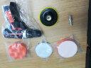 陸人行 打蠟機 無線拋光打蠟機電動拋光機小型家用汽車用多功能手持打蠟拋光封釉機-25V 實拍圖