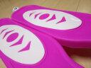 鎧甲勇士 兒童滑板車 四輪閃光扭扭車 踏板車 粉色 生日兒童節禮物 實拍圖