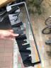 加拿大umbra創意衣帽鉤掛鉤 玄關裝飾五組掛鉤 簡約北歐風壁飾 臥室裝飾壁掛 黑色地平線 實拍圖