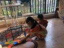 益米 兒童玩具男孩 軌道車玩具 男孩高鐵玩具軌道車套裝3-6歲生日禮物 實拍圖