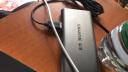 畢亞茲 HDMI轉VGA線轉換器 高清視頻轉接頭適配器 小米筆記本電腦盒子電視顯示器投影儀線 ZH62-黑 實拍圖