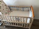 AUSTTBABY 嬰兒床圍套件 三明治透氣防撞床幃 亞瑟王國 實拍圖