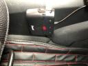 方正(iFound)車載充電器 車充點煙器一拖三F112黑色 3.1A雙USB電壓檢測LED數顯 獨立開關汽車電源 實拍圖