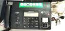 松下(Panasonic)KX-FT872CN 熱敏紙復印傳真機辦公家用電話一體機中文顯示(黑色) 實拍圖