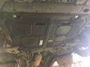 金科 汽車發動機護板3D塑鋼防護底板擋板底盤護板裝甲發動機下護板 大眾 速騰 邁騰 高爾夫 嘉旅 帕薩特 途觀L 實拍圖