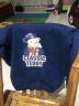 精典泰迪Classic Teddy童裝兒童衛衣男女童套頭上衣外套寶寶外出服嬰兒衣服2019新款 棒球帽子熊衛衣A深藍 110 實拍圖
