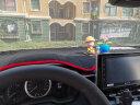 車麗友 定制汽車儀表盤防曬避光墊 寶來雷凌威馳榮威RX5桑塔納gs4十代思域CRV科魯茲五菱宏光s寶駿730遮光 實拍圖
