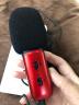 唱吧C1紅色爆款麥克風抖音快手手機麥克風話筒電腦蘋果安卓通用美聲錄歌電容麥克風電腦音響唱歌 實拍圖