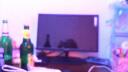 AOCG 15到32英寸 平板電視 高清超薄窄邊液晶小電視機 可接各類機頂盒、有線、電腦、支持掛墻! 19英寸網絡智能版 實拍圖