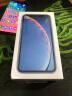 Apple 蘋果 iPhone XR (A2108) 手機 藍色 全網通 128GB 實拍圖