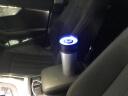 漢麗 除汽車異味甲醛 無耗材車載空氣凈化器 科技灰 實拍圖