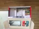 任天堂(Nintendo)Switch 游戲機/續航加強版 掌機 NS掌上游戲機便攜 ns精靈寶可夢 Switch續航加強版港版彩色+塞爾達 實拍圖