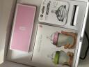 可么多么 COMOTOMO 新生兒奶瓶奶嘴套裝 寬口徑硅膠奶瓶套裝配奶嘴(250ml+150ml+3滴)韓國原裝進口 實拍圖