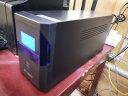 克雷士(KLS)ups 不間斷電源S1000VA 600W后備式家用辦公電腦后備電源應急穩壓器防雷 實拍圖