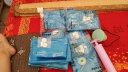 太力抽真空壓縮袋棉被子收納袋特大號立體免抽氣電泵整理袋搬家打包袋13件套含手泵 實拍圖
