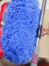車仆(Chief)汽車伸縮式蠟刷藍色  洗車拖把 洗車工具可拆卸纖維蠟掃拖洗車撣子除塵刷擦車拖把清潔用品 實拍圖