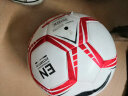 LI-NING 李寧5號足機縫球室外耐踢比賽兒童成人 足球 zuqiu LFQH002-1 實拍圖