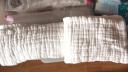 象寶寶(elepbaby)新生兒全棉尿布 10層加厚免折水洗紗布尿片 嬰兒可洗尿片46X17CM (5條裝) 實拍圖