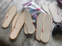 南極人 5雙裝防臭鞋墊男吸汗除臭凈味透氣女軍訓運動 混色 43 實拍圖
