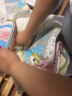 象寶寶(elepbaby)全棉嬰兒床圍三件套可拆洗床靠床圍嬰兒床品套件120*70cm(童真童趣) 實拍圖