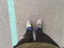 凱速健身跑步負重沙袋沙綁腿砂綁腿(兩只裝共4公斤)鐵砂裝KT2-4KG 實拍圖
