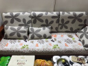 靑葦 布藝絎縫 沙發坐墊 葉之語 90*210 四季皆宜 實拍圖