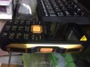 軍工三防電信版老人機移動聯通老人手機超長待機電信學生備用機大字聲老年人手機 三防充電寶款黑色(移動聯通版) 實拍圖