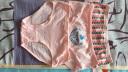 浪莎女士棉質內褲5條 純棉底檔中腰短褲年輕少女生三角褲可愛校園風 混色5條 M(建議腰圍1.9-2.1尺) 實拍圖