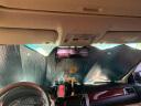 卡飾社(Carsetcity)雙層加厚全車降溫遮陽擋套裝 汽車用車載隔熱防曬太陽擋窗簾 (6件裝) 實拍圖