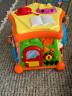 澳貝(AUBY)益智玩具生活體驗館多面體嬰幼兒童寶寶生活場景體驗男女孩生日禮物(新舊配色隨機發貨)461573 實拍圖