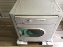 松下(Panasonic) 4.5公斤恒溫烘干干衣機 衣物蓬松舒適 防皺 即干即穿  NH45-19T灰色 實拍圖