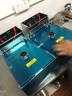 德瑪仕(DEMASHI) 電炸爐商用 小吃油炸鍋油炸機 油條機 薯條機 電炸鍋 油炸爐 炸串機 雙缸【20升】L-102C 實拍圖