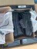 藍鷗盾勞保鞋男防砸防刺穿LA勞安認證鋼包頭鋼底板牛皮耐磨功能輕便工作鞋防護005 黑色 42 實拍圖