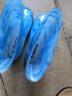 迪士尼 Disney 兒童雨鞋 男女童卡通防滑雨靴小孩膠鞋水鞋 15487 米奇藍30碼 實拍圖