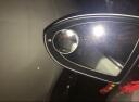 固特異(Goodyear)汽車后視鏡小圓鏡倒車鏡360度可調節廣角鏡反光鏡去盲點輔助鏡 汽車用品 對裝GY-2231 實拍圖