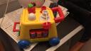 澳貝(AUBY)兒童玩具 手指總動員 嬰幼兒童運動爬行健身兒童玩具 男孩女孩玩具(新舊配色隨機發貨)461160 實拍圖