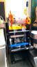 納麗雅 奶茶封口機商用奶茶手壓手動封裝機全自動封杯機半自動豆漿果汁飲料 WY-082手動【杯高17口徑90/95】 實拍圖