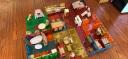 森貝兒家族兒童玩具女孩禮物過家家公主娃娃玩具房子甜夢小屋溫馨家具套5220 實拍圖