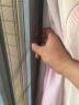 巨發隱形防蚊磁性紗窗磁條磁貼沙窗紗網窗紗布 夏季防蚊門簾磁性軟紗門 定做非魔術貼簡易自粘型紗網窗簾 自由裁剪:咖啡框+加密聚酯灰紗 定做不聯系客服算價格不發貨 實拍圖
