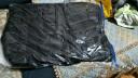 冬季輕薄羽絨服男上衣 連帽修身男裝大號男冬款時尚羽絨衣男士外套 有加肥加大碼 黑色 3XL(建議185-210斤) 實拍圖
