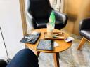 托兹(TUOZI)适配2018款Kindle Paperwhite 4/KPW4保护套 亚马逊电子书阅读器休眠保护壳 透明背壳 浅黄色
