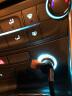 洛克(ROCK)车载充电器点烟器一拖二汽车充电器车载充电头点烟器usb苹果宝马奔驰抖音车载充电车充快充