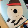 《圆》(一个自由发展的圆,一本想象力玩具书)读小库绘本 0-3岁幼儿启蒙 洞洞书 早教绘本