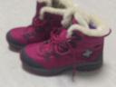 戶外特工 高幫登山鞋女加絨加厚冬季情侶防水防滑保暖徒步鞋雪地靴男 桃紅女款 38 實拍圖