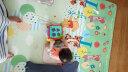 迪士尼 爬行墊XPE雙面折疊環保寶寶 加厚1.5CM 嬰兒爬爬墊 兒童地墊2米*1.8米 米奇+維尼XPE200*180折疊款1.0cm 實拍圖