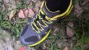探路者(TOREAD)溯溪鞋 男女情侶戶外鞋 速干透氣防滑徒步鞋 輕質登山鞋 KFEE81370 深灰/檸檬綠 44(男) 實拍圖