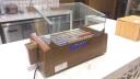 艾士奇(AISHIQI) 全自動商用烤腸機家用烤香腸機熱狗機烤火腿腸機器 土豪金升級款 土豪金 實拍圖