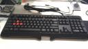 謎石(MEGA STONE)德國原廠櫻桃(cherry) mx紅軸幻刃系列HK10 單色紅光 吃雞 電競機械鍵盤  實拍圖