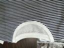 俞兆林(YUZHAOLIN)童裝兒童短袖t恤男童夏裝女童短袖上衣中小童打底衫 插肩袖字母-橄欖綠 140CM 實拍圖
