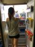 达米尼(Damiele)516升变频火灾燃气报警风冷无霜双开对开门冰箱 8.5公斤变频洗烘滚筒洗衣机 巧克力 晒单实拍图